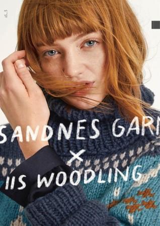 SANDNES GARN X IIS WOODLING