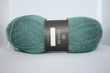 Highland Wool Turiquise