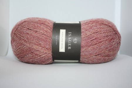 Highland Wool Rose