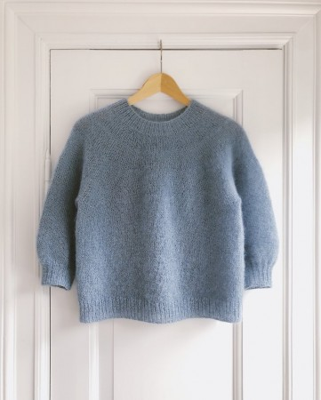 Novise sweater mohair edition